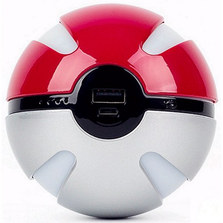 Chargeur Batterie Pokeball