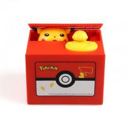 Tirelire Pokemon | Tirelire Pikachu | Tirelires électroniques pas cher