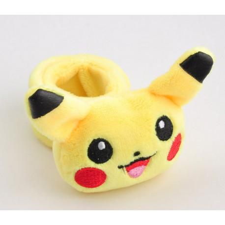 Bracelet Slap Pikachu | Bracelet a claquer Pikachu | Bracelet Pikachu | Bracelet Peluche Pikachu