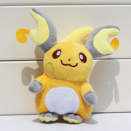 Peluche Pokemon Raichu 13cm
