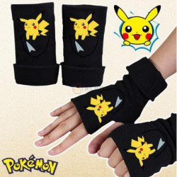 Gants Pikachu Cosplay