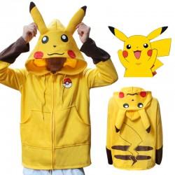 Pull à capuche Pikachu