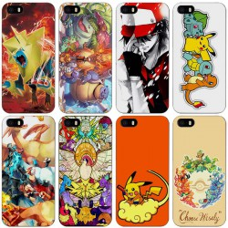 Protection Iphone Pokemon rigide