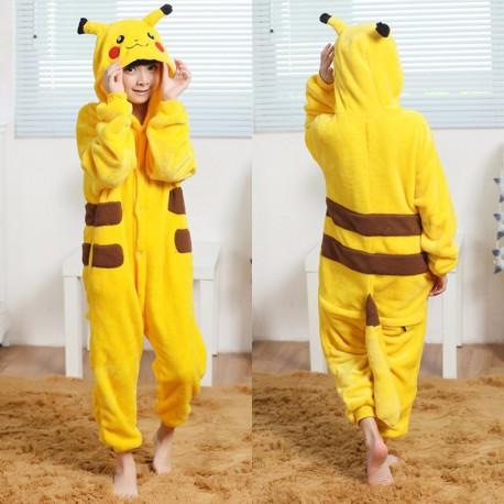 Kigurumi Pikachu Enfant