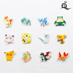 Broche Pokemon à épingler