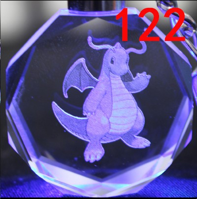 Porte-Clef Pokemon Dracolosse