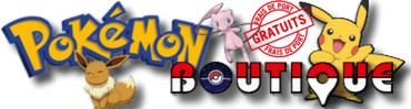 Pokemon-Boutique